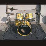 ドラムセット YAMAHA YD9000RD レコーディングカスタム
